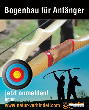 Workshops Bogenbau für Anfänger in Salzburg