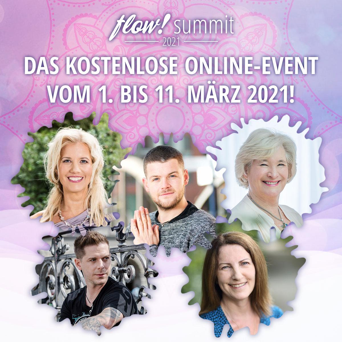 Flow!Summit online Kongress